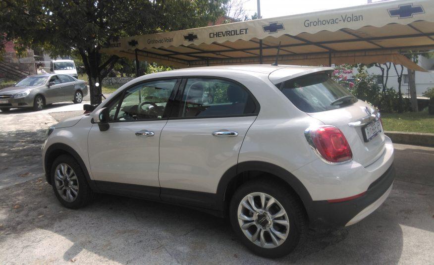 Fiat 500 X POPSTAR