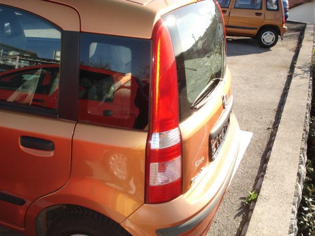 Fiat Panda 1.2 benzin