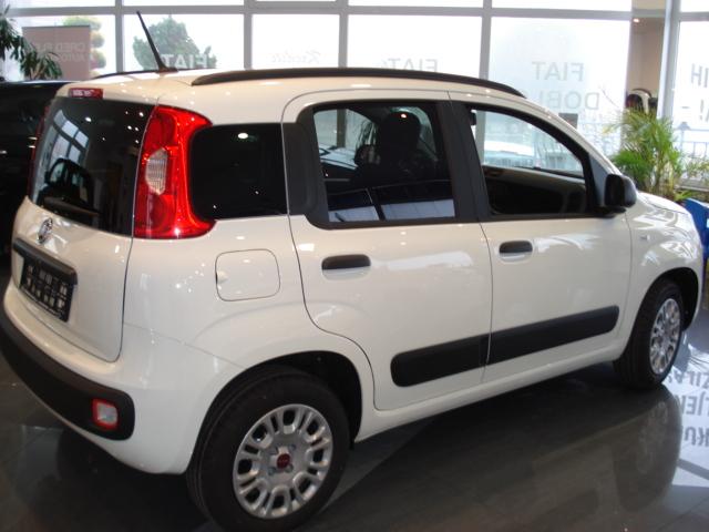 FIAT PANDA 1.2 8v easy