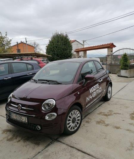Fiat 500 1.0 GSE BSG DOLCE benzin – hybrid